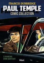 Paul Temple Comic Collection