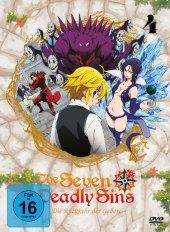 The Seven Deadly Sins - Die Rückkehr der Gebote, 2 DVD