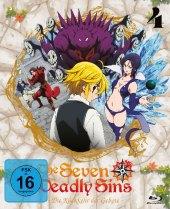 The Seven Deadly Sins - Die Rückkehr der Gebote, 1 Blu-ray