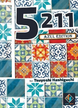 5211 - Azul Edition (Spiel)