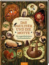 Das Faultier und die Motte Cover
