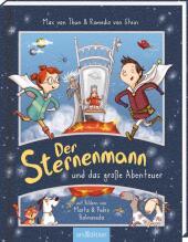 Der Sternenmann und das große Abenteuer Cover