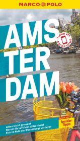 MARCO POLO Reiseführer Amsterdam Cover