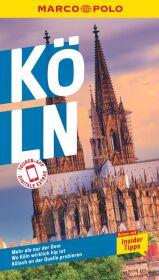 MARCO POLO Reiseführer Köln Cover