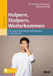 Holpern, stolpern, ausprobieren, m. 1 Buch, m. 1 E-Book