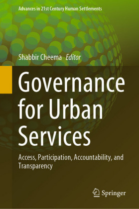 Governance for Urban Services