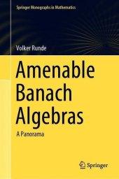 Amenable Banach Algebras