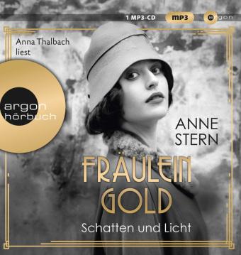 Fräulein Gold - Schatten und Licht, 1 Audio-CD, MP3