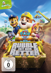 Paw Patrol: Rubbel der Retter!, 1 DVD Cover