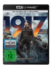1917 4K, 1 UHD-Blu-ray + 1 Blu-ray