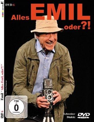 Alles Emil, oder?!, 1 DVD