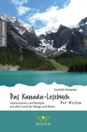 Das Kanada-Lesebuch - der Westen Cover