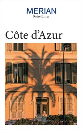 MERIAN Reiseführer Côte d'Azur