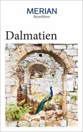MERIAN Reiseführer Dalmatien