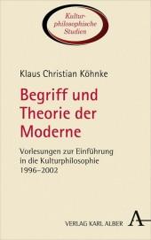 Begriff und Theorie der Moderne