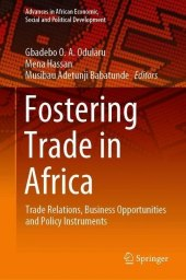 Fostering Trade in Africa