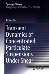 Transient Dynamics of Concentrated Particulate Suspensions Under Shear