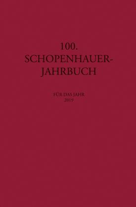 100. Schopenhauer Jahrbuch