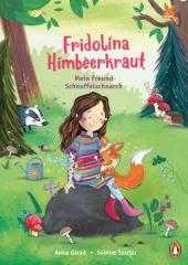 Fridolina Himbeerkraut - Mein Freund Schnuffelschnarch Cover