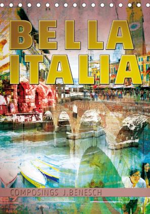 """Bella Italia"" (Tischkalender 2021 DIN A5 hoch)"