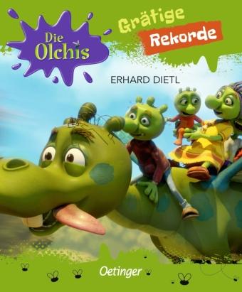 Die Olchis. Grätige Rekorde