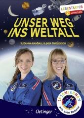 Unser Weg ins Weltall Cover