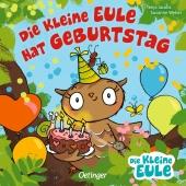 Die kleine Eule hat Geburtstag Cover