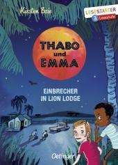 Thabo und Emma - Einbrecher in Lion Lodge