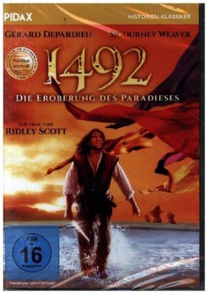 1492 - Die Eroberung des Paradieses, 1 DVD