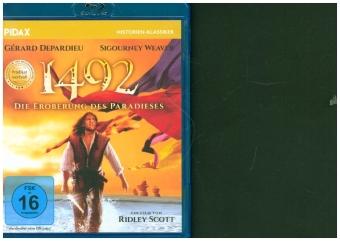 1492 - Die Eroberung des Paradieses, 1 Blu-ray