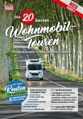 Die 20 besten Wohnmobil-Touren in Deutschland Cover