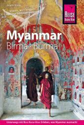 Reise Know-How Reiseführer Myanmar, Birma, Burma