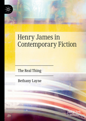 Henry James in Contemporary Fiction