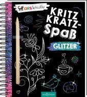 Kritzkratz-Spaß Glitzer, m. Sift