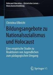 Bildungsangebote zu Nationalsozialismus und Holocaust