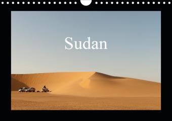 Sudan (Wandkalender 2021 DIN A4 quer)