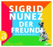 Der Freund, 1 Audio-CD, MP3