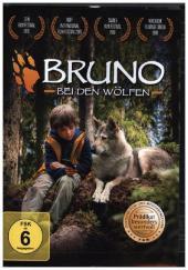 Bruno bei den Wölfen, 1 DVD Cover