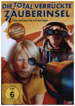 Die total verrückte Zauberinsel, 1 DVD