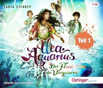 Alea Aquarius 6. Der Fluss des Vergessens, 7 Audio-CD
