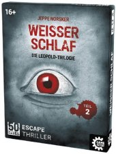 50 Clues - Weißer Schlaf (Spiel)