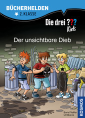 Die drei ??? Kids, Der unsichtbare Dieb Cover