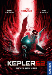 Kepler62 - Das Virus Cover