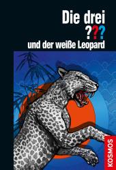 Die drei ??? und der weiße Leopard Cover