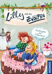 Lilly und die Zwölfen, Zuckerguss und Elfenkuss Cover