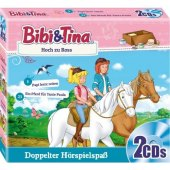 Bibi & Tina - Hoch zu Ross, 2 Audio-CD
