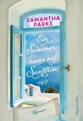 Ein Sommerhaus auf Santorin