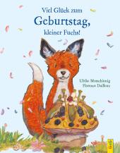 Viel Glück zum Geburtstag, kleiner Fuchs!