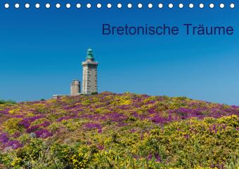 Bretonische Träume (Tischkalender 2021 DIN A5 quer)
