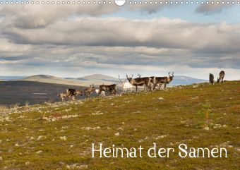 Heimat der Samen (Wandkalender 2021 DIN A3 quer)